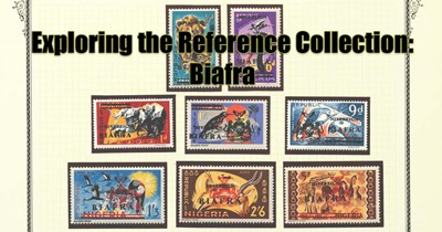 Exploring the APEX Reference Collection: Biafra