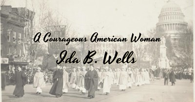 A Courageous American Woman