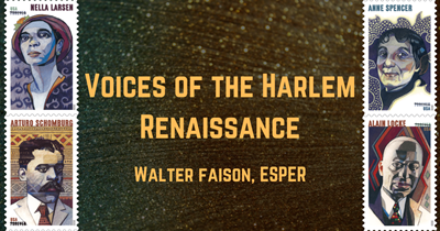 Watch it again - ESPER and APS celebrate Voices of the Harlem Renaissance