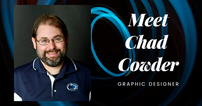 Meet Chad Cowder, Graphic Communication Specialist - APS Cares