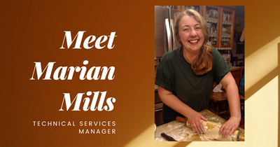 Meet Marian Mills, Technical Services Coordinator - APS Cares
