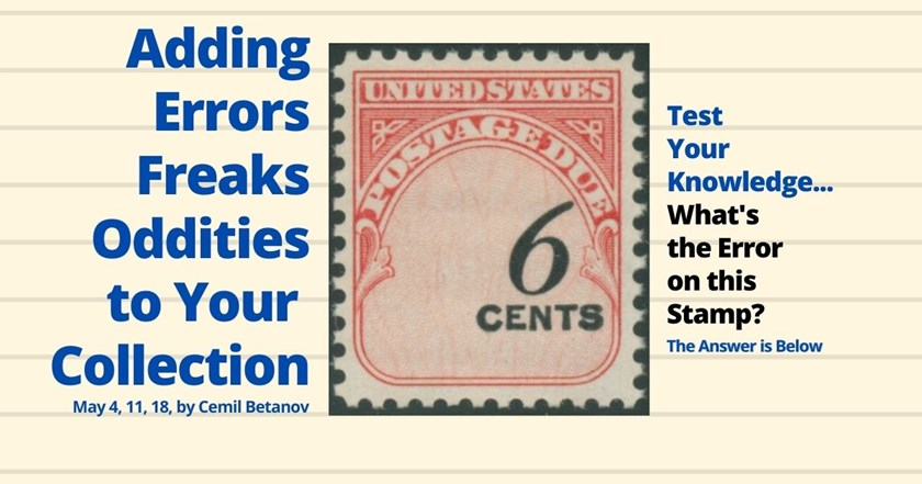 Get Freaky with Your Stamp Collection! We Will Teach You How-