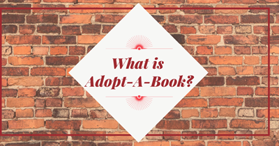 Giving Tuesday: What Is Adopt-A-Book?
