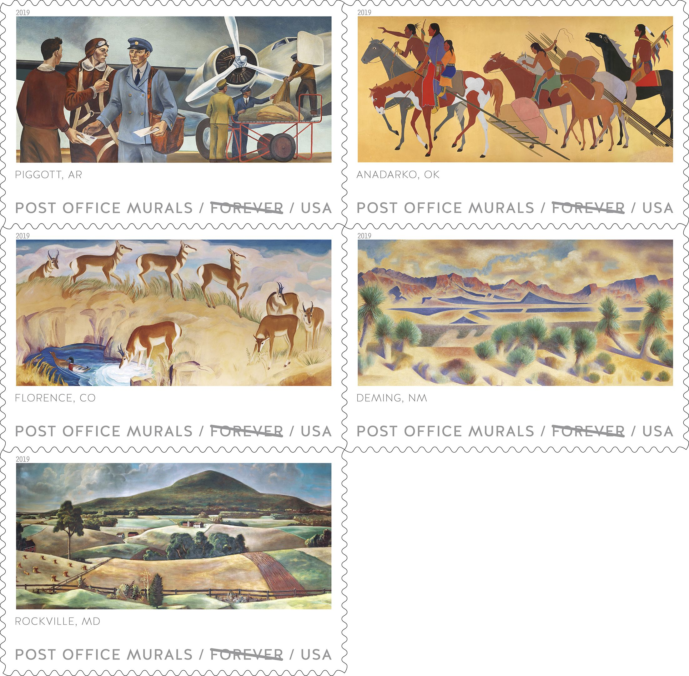 Christmas Stamps 2019.2019 New Issues