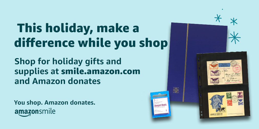 Support the APS with Amazon Smile