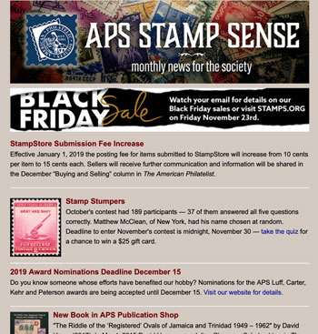 APS Member Newsletter