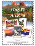 Stamps of Arizona Album from APS