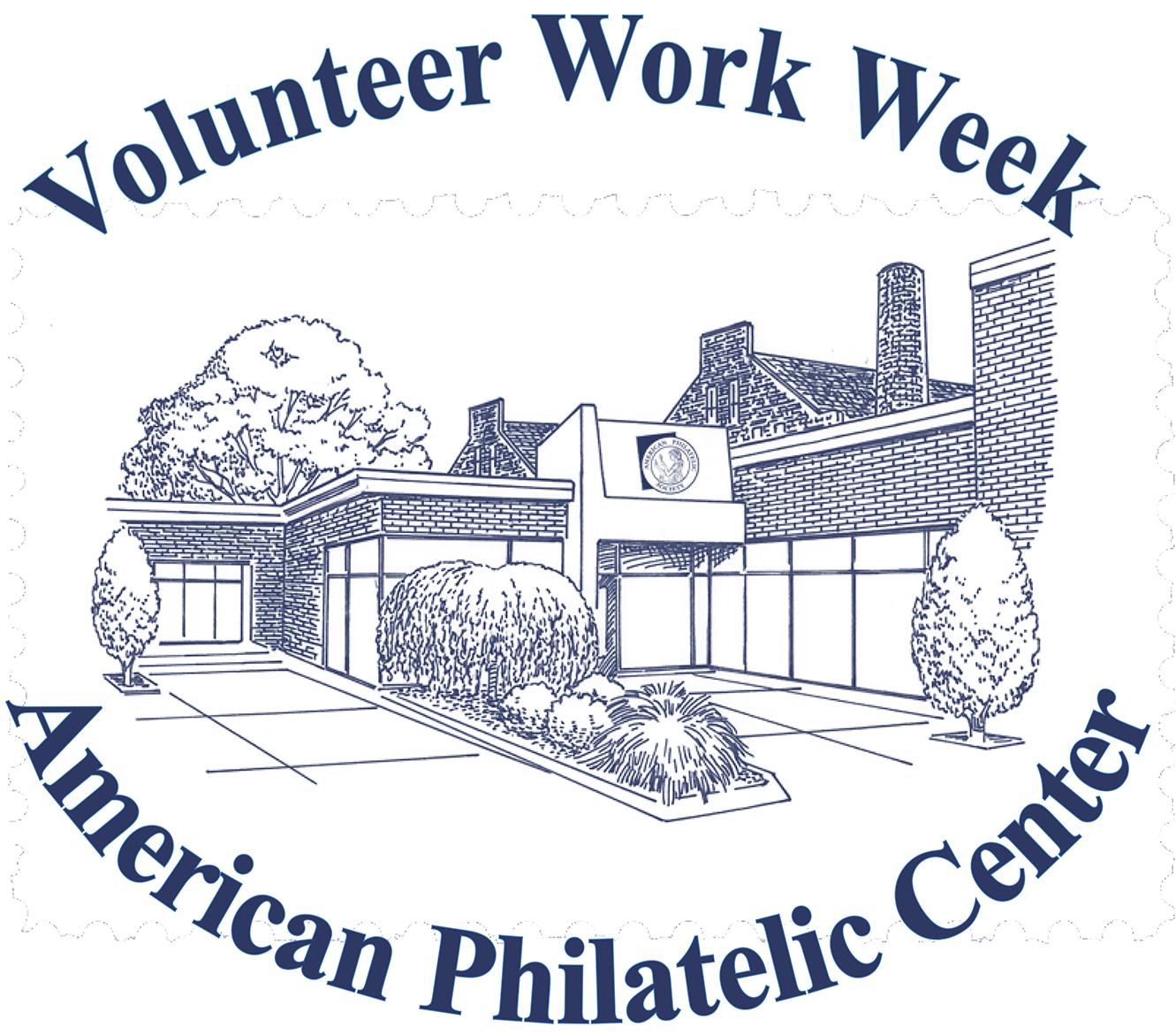 Volunteer Work Week Logo