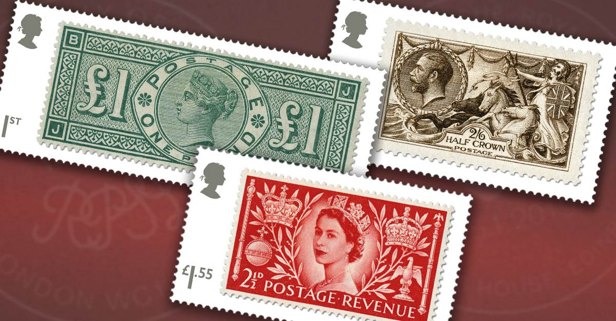 Royal Mail's 2019 Philatelic Classics