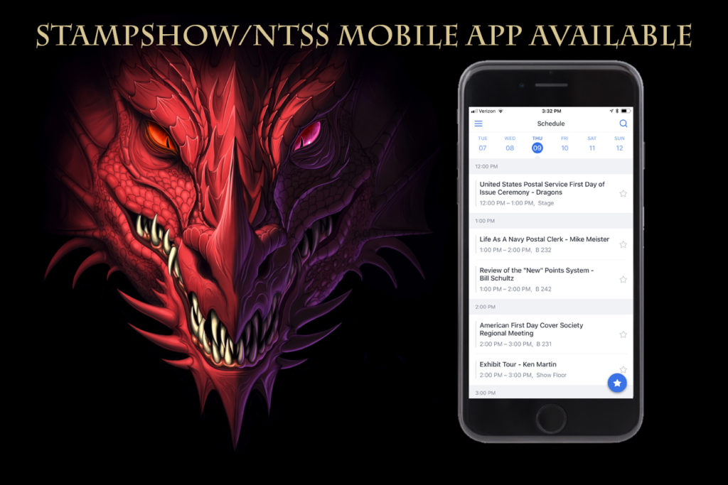 StampShow Mobile App Released