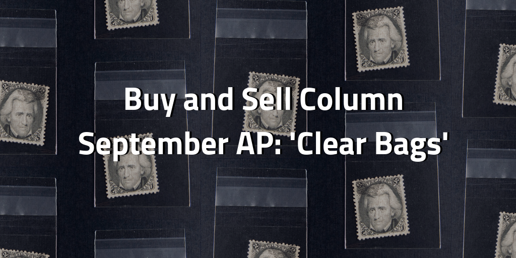 Buy and Sell: A New Option for Clear Stamp Mounts
