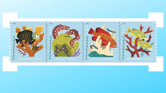 U.S. Postal Service Issues New Postcard Stamps