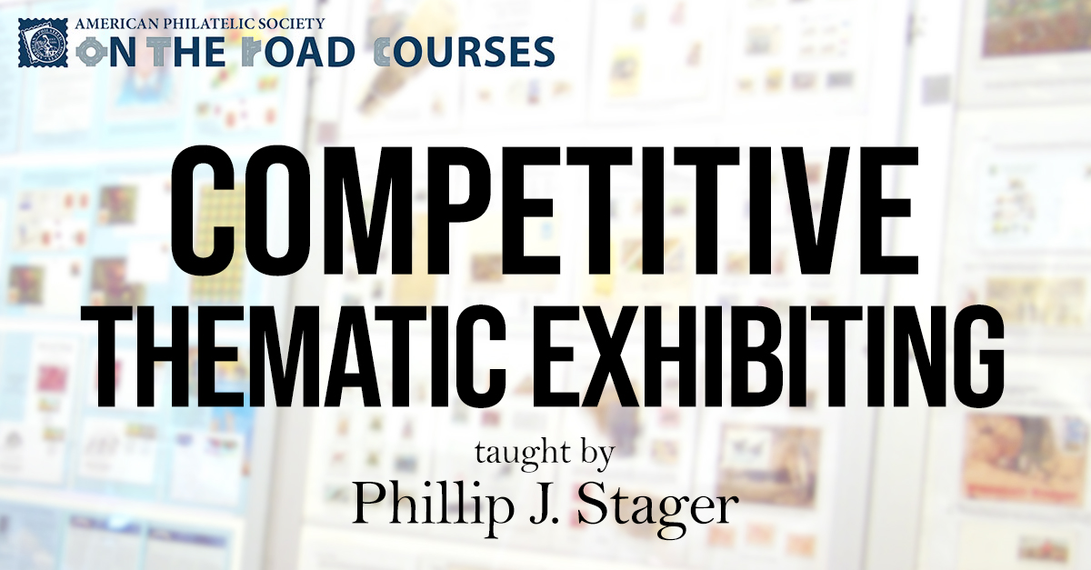 On-the-Road: Competitive Thematic Exhibiting