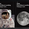 Commemorative Stamps Celebrate the 50 Year Anniversary of the Moon Landing