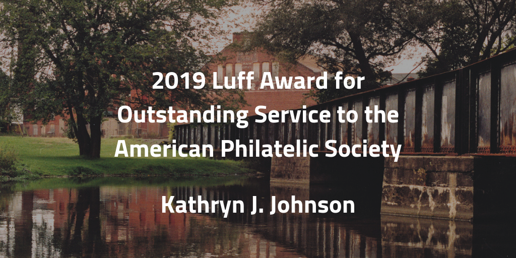 APS Honors Outstanding Service to the APS with 2019 Luff Award