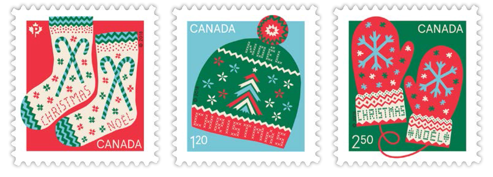 Postage Stamps Christmas 2019 Sneak Preview of Canada Post's Coming Issues for 2019
