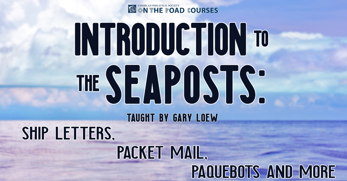 "Upcoming On-the-Road Courses to Include ""Introduction to the Seaposts"""