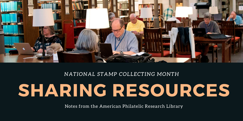 APRL Notes: Resource-Sharing Can Take Many Forms