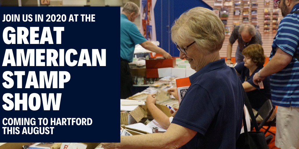 Introducing Great American Stamp Show: a new name for a new era