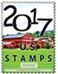 2017 US Stamps