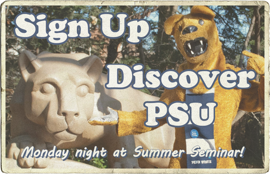 Discover PSU Sign Up